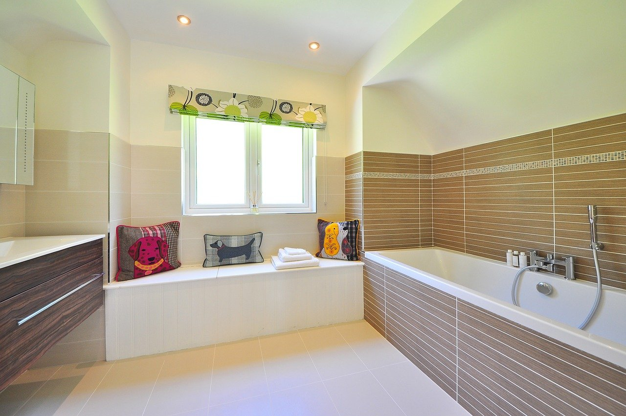 bathroom, luxury, luxury bathroom